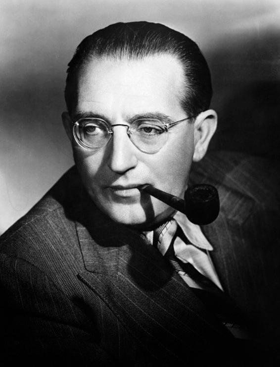 "Fritz Lang. ""Each picture has some sort of rhythm which only the director can give it."" Thanks to Richie Abraham."