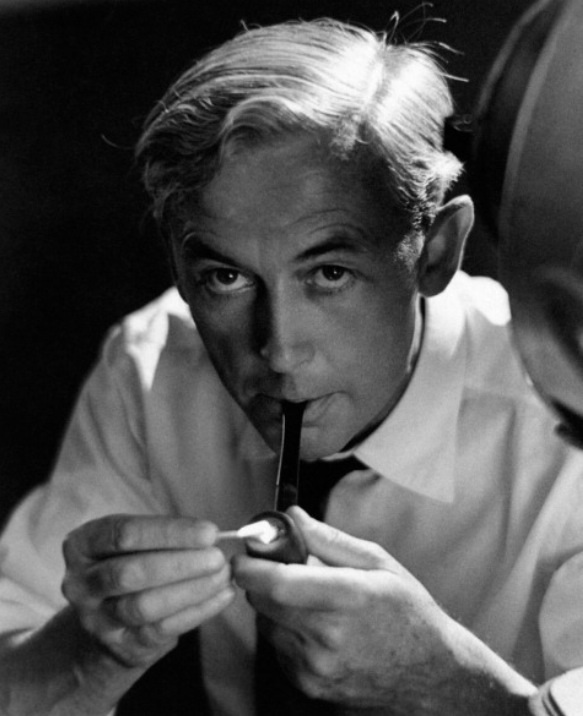 "Robert Bresson. ""Make visible what, without you, might perhaps never have been seen"". Thanks to Richie Abraham."