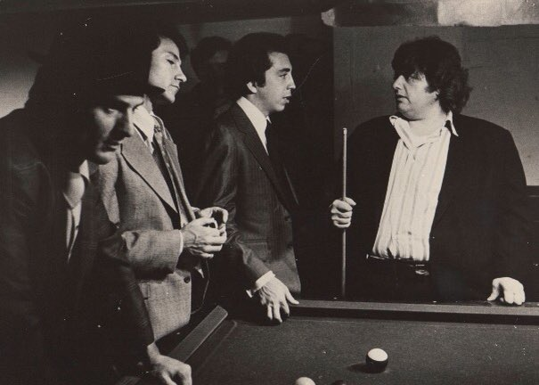 mean streets billiards