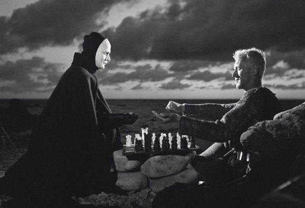 the seventh seal bergman chess