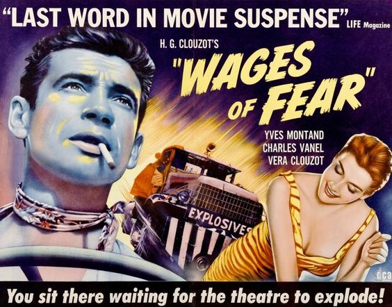 wages of fear stripes
