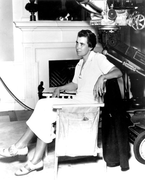 No Merchandising. Editorial Use Only. No Book Cover Usage. Mandatory Credit: Photo by Moviestore/REX/Shutterstock (1556215a) Dorothy Arzner (Dir) , Dorothy Arzner (Dir) Film and Television