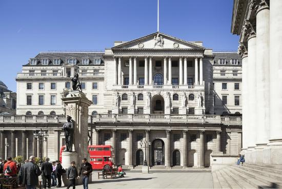 Bank of England Museum. The Bank is just round the corner - still very handy for public transport.