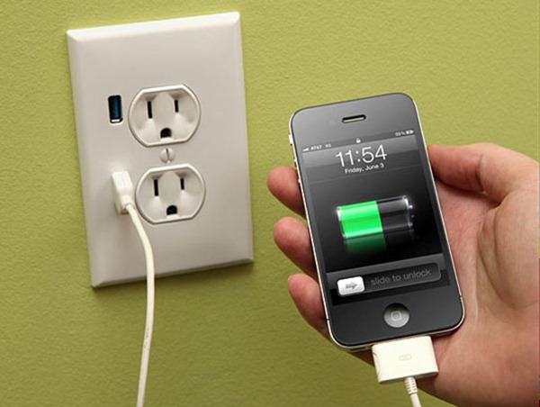 Add USB Power to Your Wall Outlets