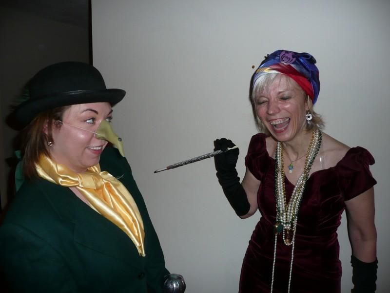 Sandee and Marissa