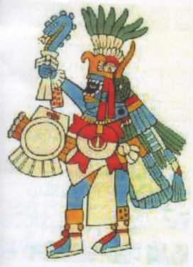 Aztec Dome of Doom - Invitation picture