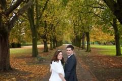 Celia & Josh, Ealing, October 27, 2012