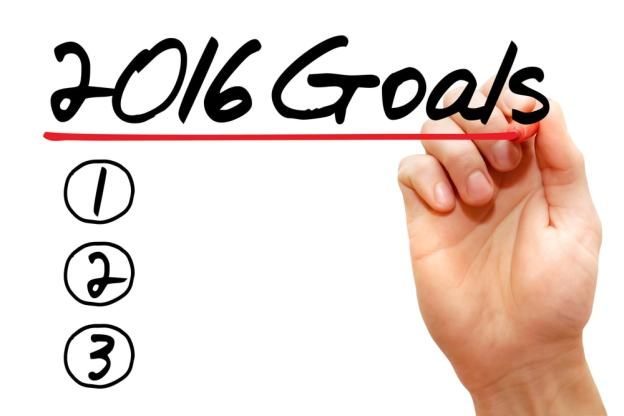 How to identify and set goals for 2016?