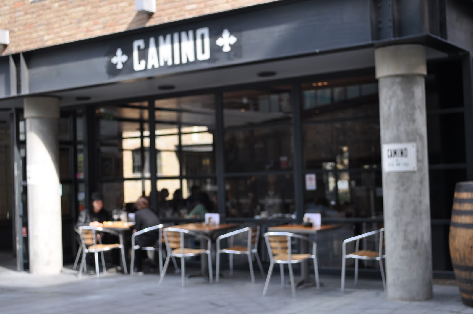 Camino Restaurant Review Guest Review Camino King S Cross James Ramsden