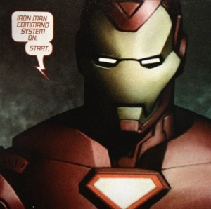 Until Extremis, Iron Man was operated via voice commands.