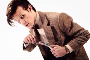 Matt Smith's run on Doctor Who was a high point.