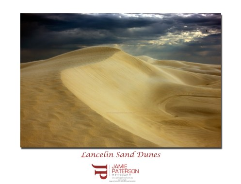 lancelin sand dunes australian landscapes photos