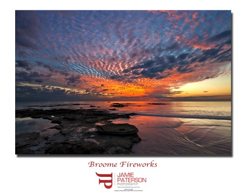 landscape photography, broome, seascape photography, australian photographer