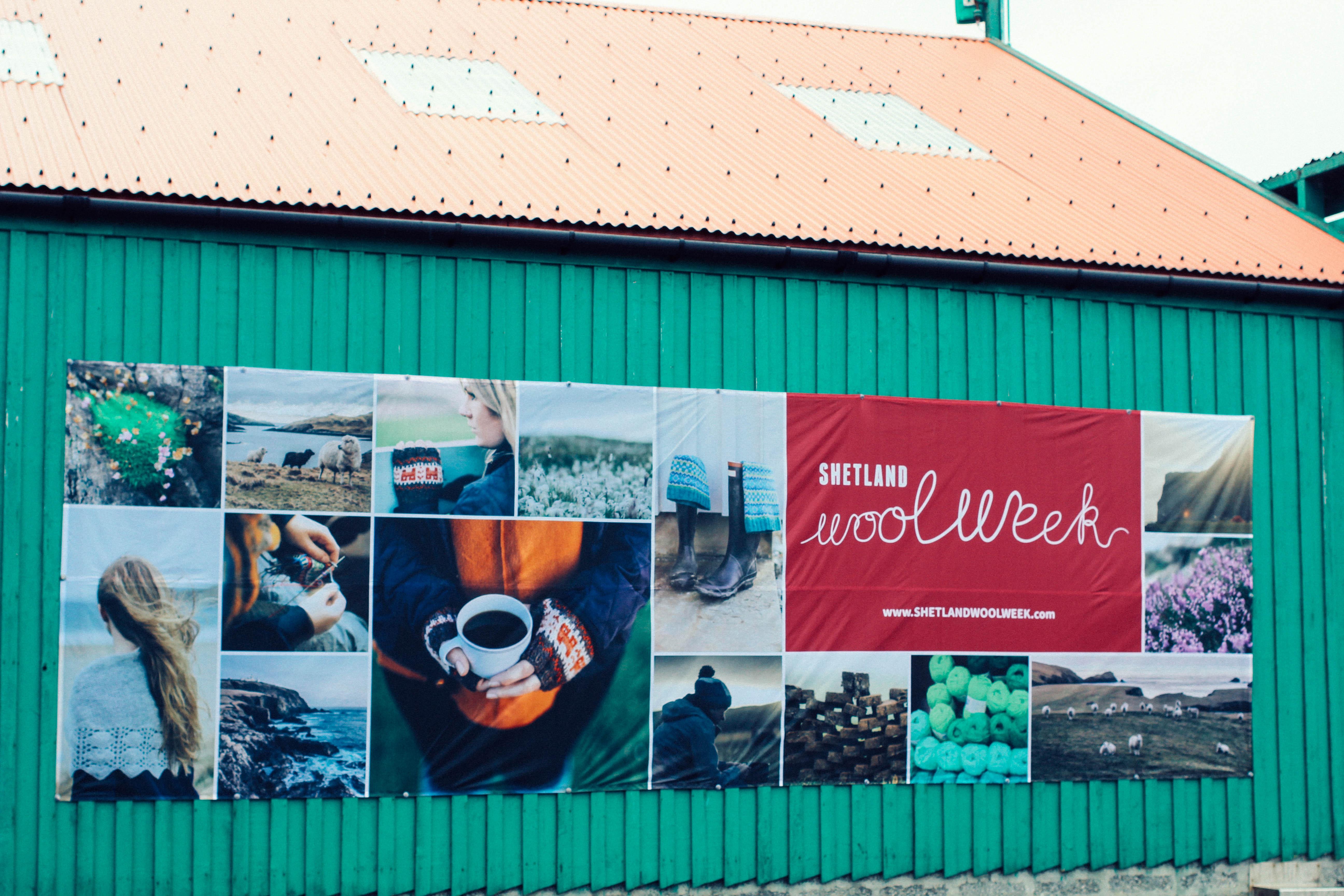 Shetland Wool Week 2016