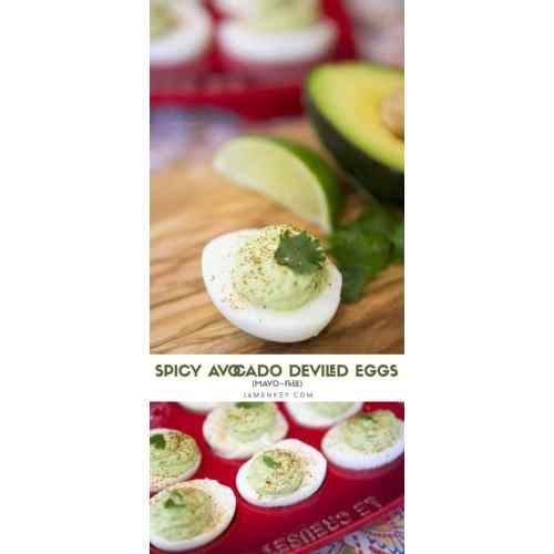 Medium Crop Of Spicy Deviled Eggs
