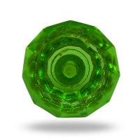 Green glass door knobs  Door Knobs