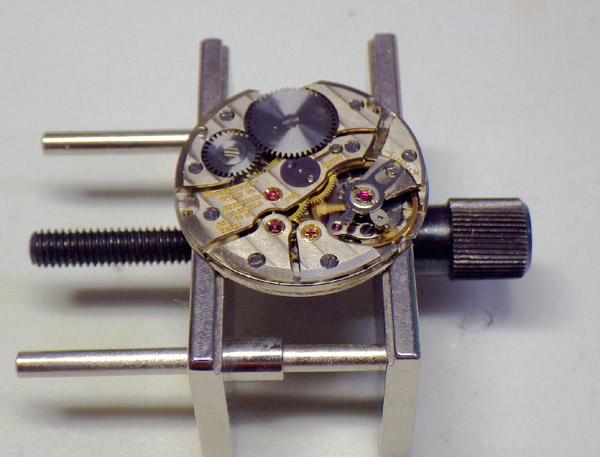 IWC メッシュブレスレット付き CAL.403 オーバーホール 分解・洗浄・修理