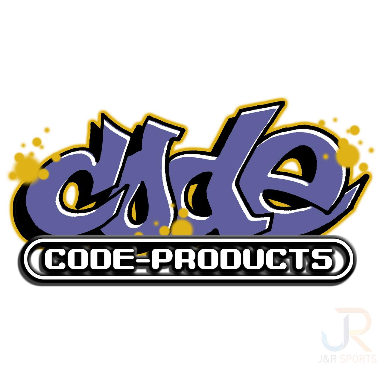 Code Skateboards Logo