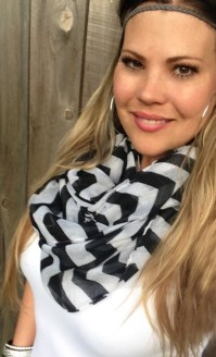 BLOW OUT SALE! POPULAR CHEVRON INFINITY SCARVES! | Jane