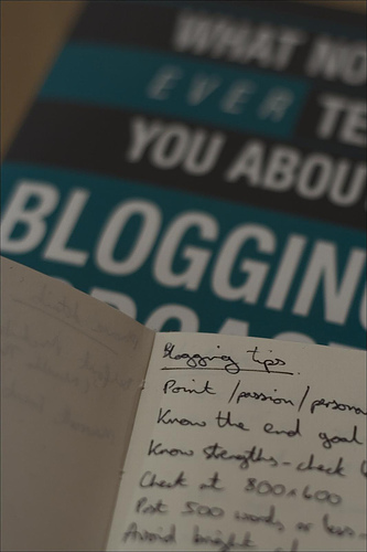 better business, better blogging