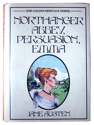 Northanger Abbey, Persuasion, Emma | Golden Heritage Series