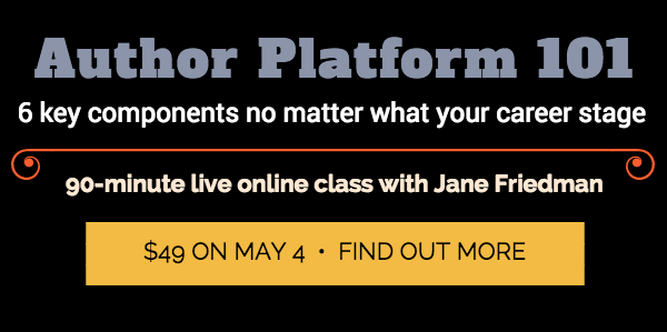 Author Platform 101
