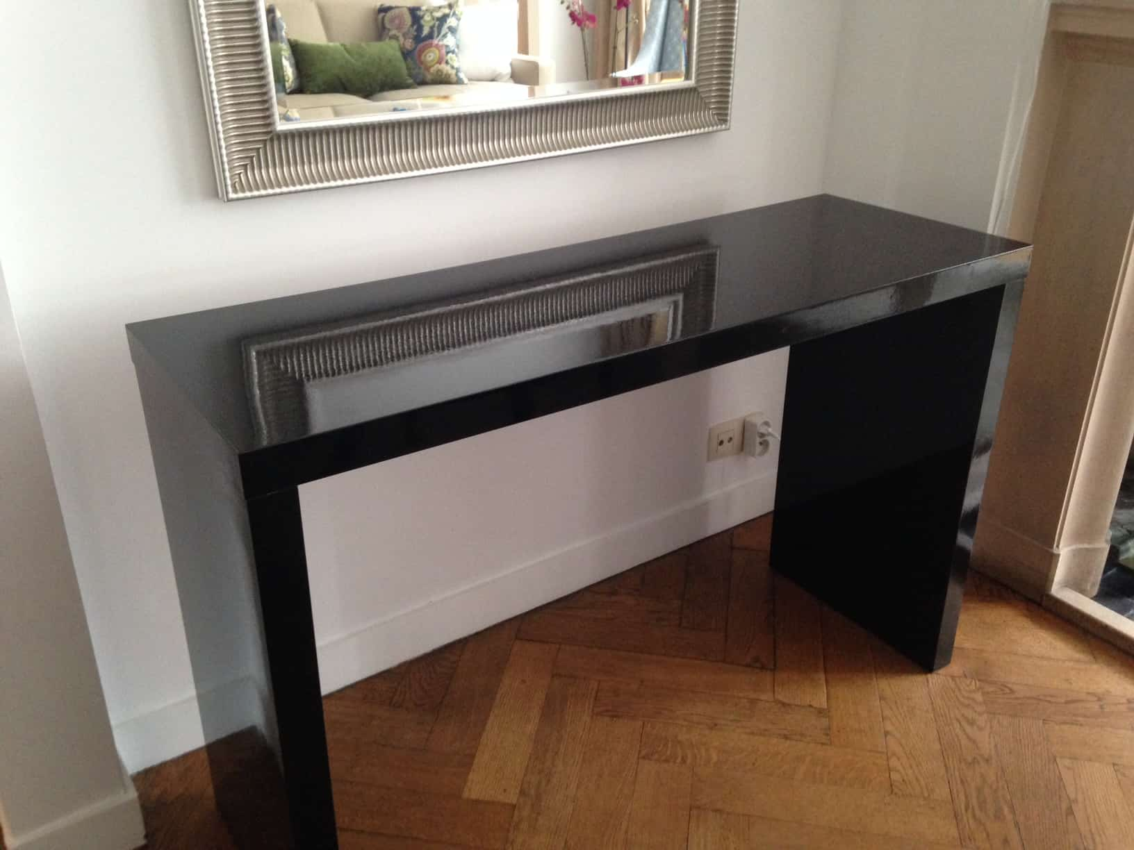 Console Maquillage Ikea Perfect Ikea Coiffeuse Malm With Ikea Coiffeuse Malm