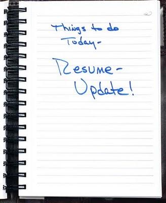 Dust Off Your Resume - Jane Jackson Career