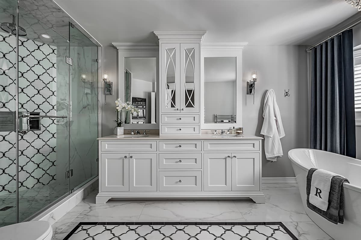 8 Fabulous Designer Upgrades For Your Master Bathroom
