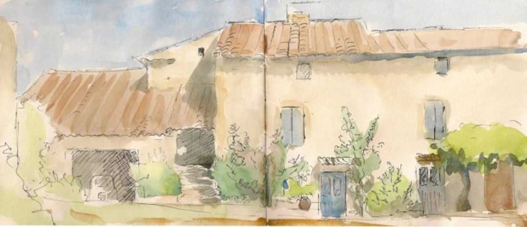 Farmhouse in Provence