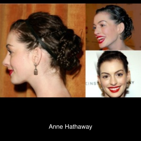 Braided Hairstyles by Celebrities. 1024 x 1024.Hairstyles Now And Then