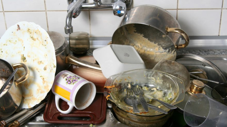 How To Avoid A Sink Full Of Dishes Check Out Our 7 Tips
