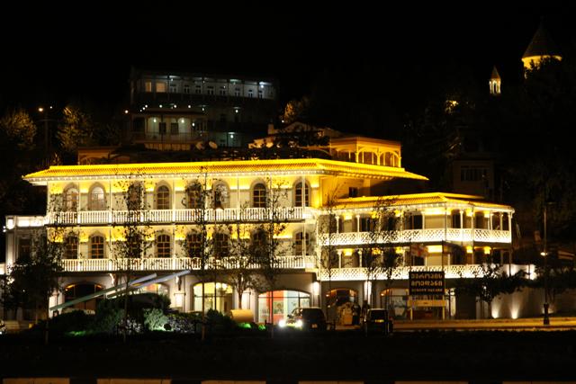 Twinkling Twilight in Tbilisi (2/6)