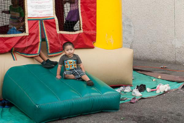 Daniel on Slide