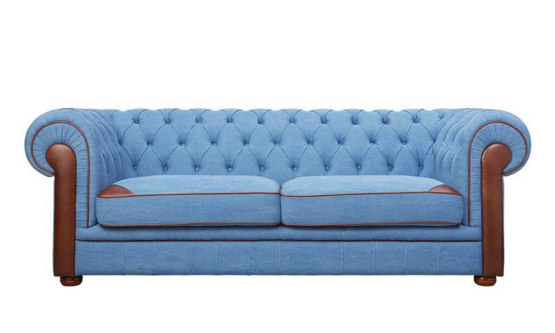 Namaak Design Meubels Sofa Jazz Denim - Jan Frantzen