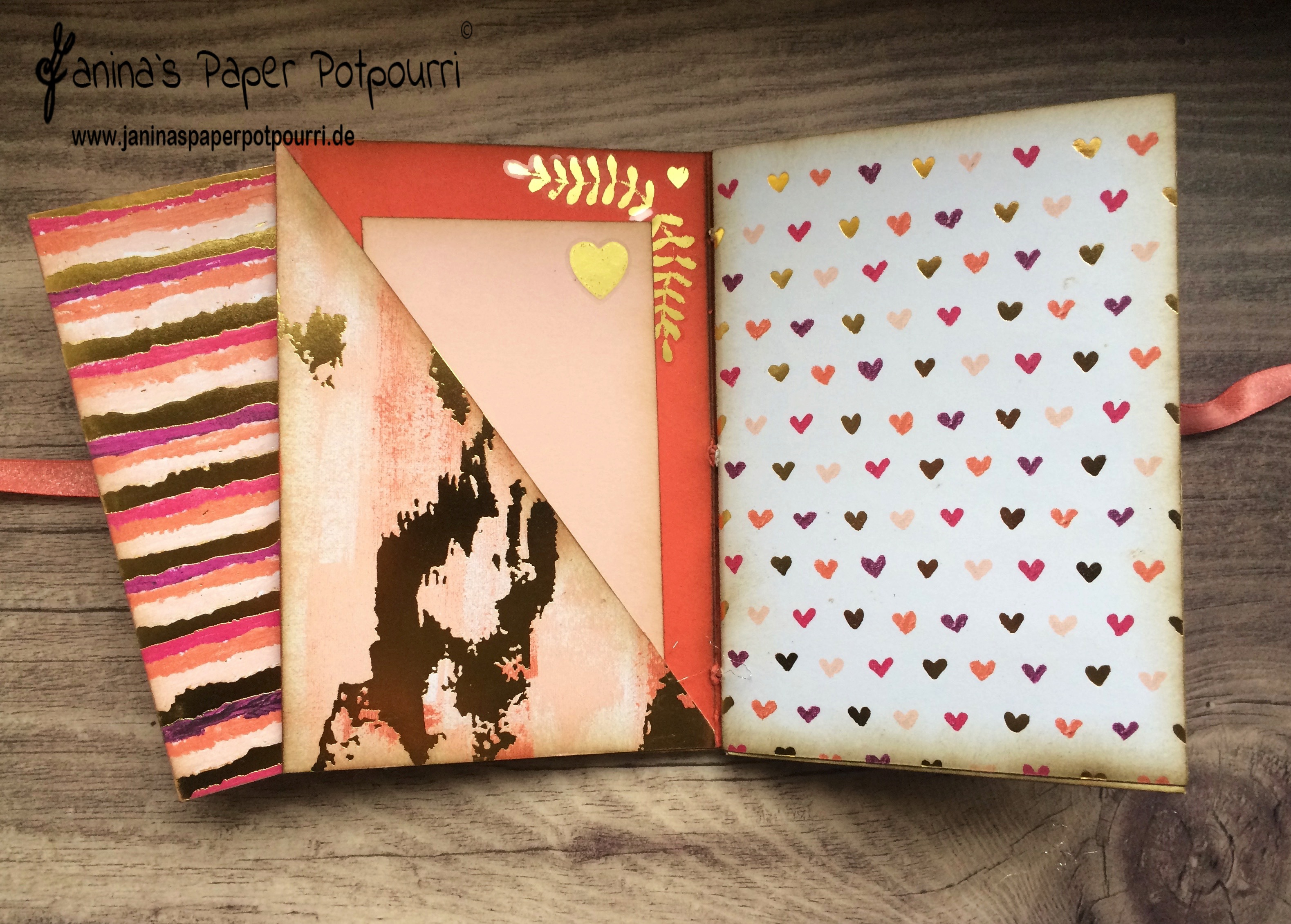 Cd Bekleben Envelope Mini Album Quotlove Quot Mit Dem Produktpaket Quotgemalt