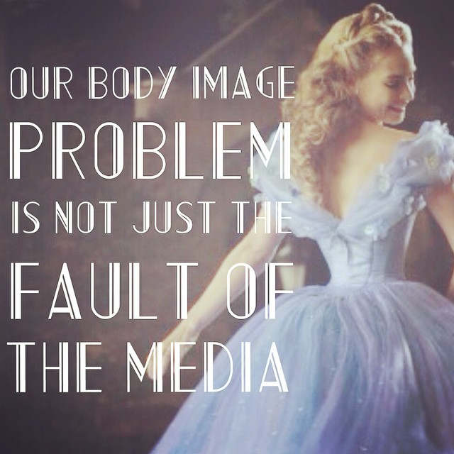 Click the link in my bio to read my latest blog post- about what I believe to be the biggest issue affecting our collective negative body image- and how we can overcome it!IMO it's not the media's fault. It's how the conversation continues beyond the media. It's how we interact with those we love. It's the attitudes we pass on to young girls. It starts with US!