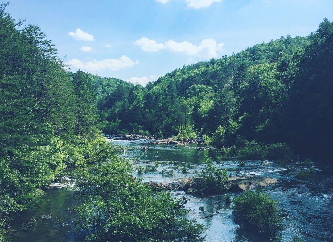 Blue Ridge GA, Ocoee River