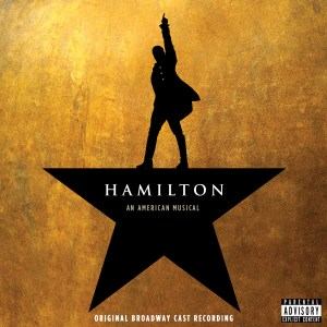 Image: Hamilton on Broadway