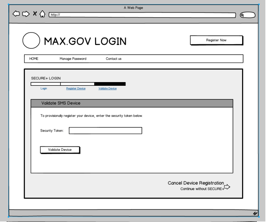 mockup b2-registerdevice