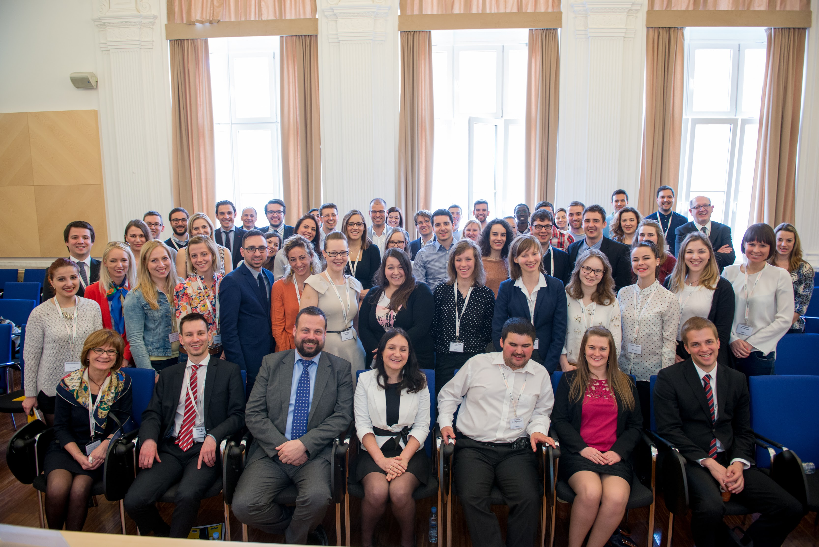 Dupont Moretti Cabinet Organiser Of The Central European Law Conference For Students