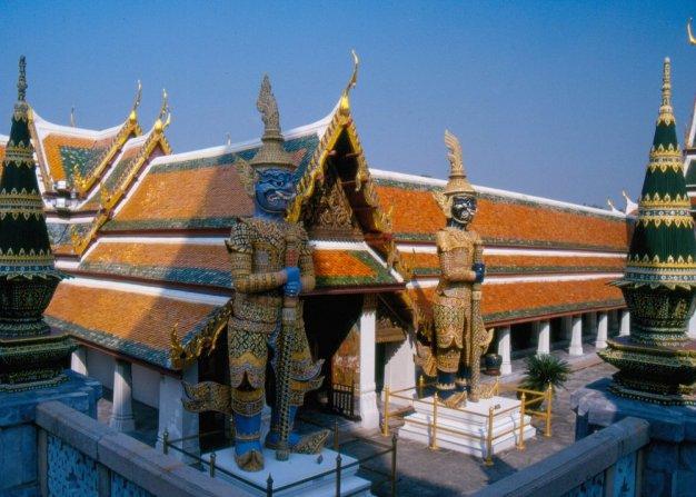 Ratanakosin, Wat Phra Keo.