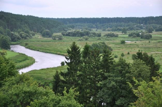 Merecz (Merkinė). Rzeka Mereczanka.