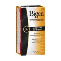 Bigen permanent powder hair color | Jannysbeauty
