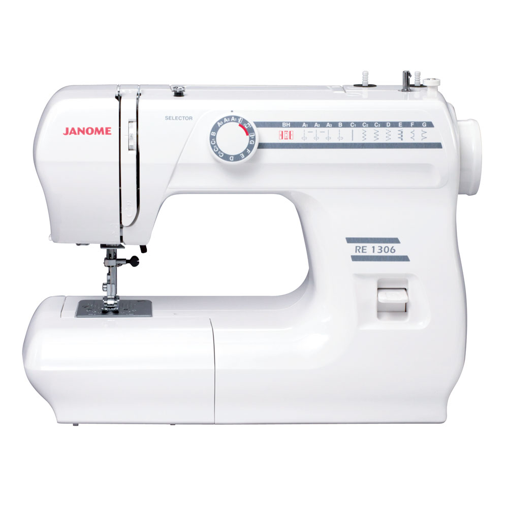 Cheap Sewing Machines Australia Re1306 Janome