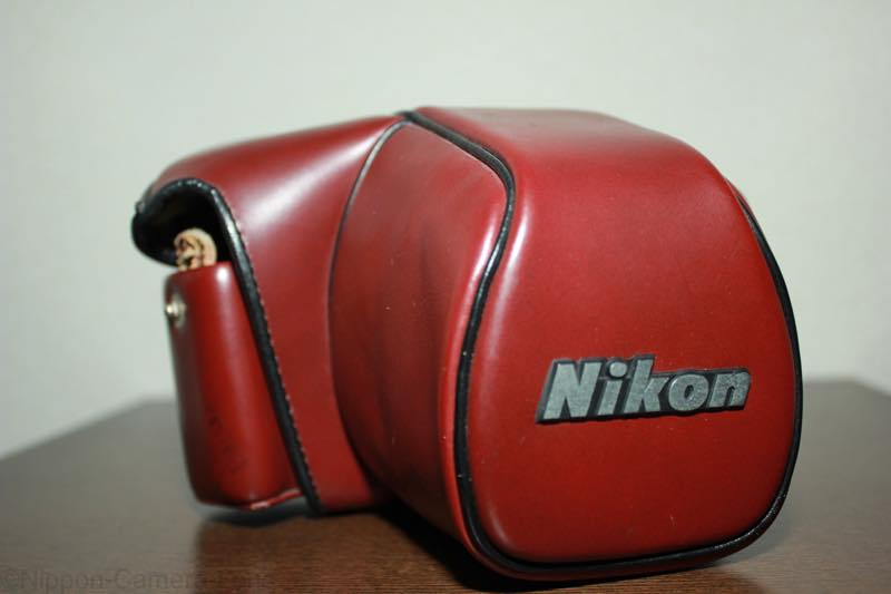 Nikon Leather Case CF-20 For F302n