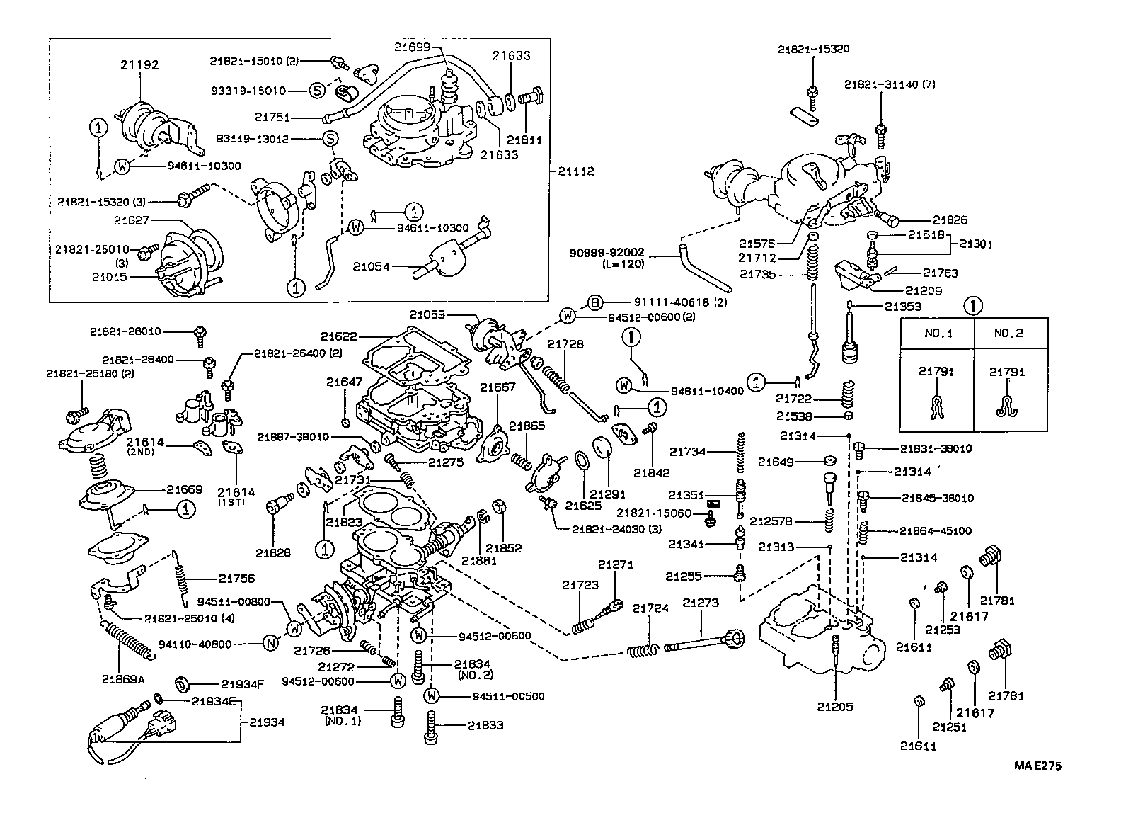 [WRG-7792] Toyota 22r Engine Diagram