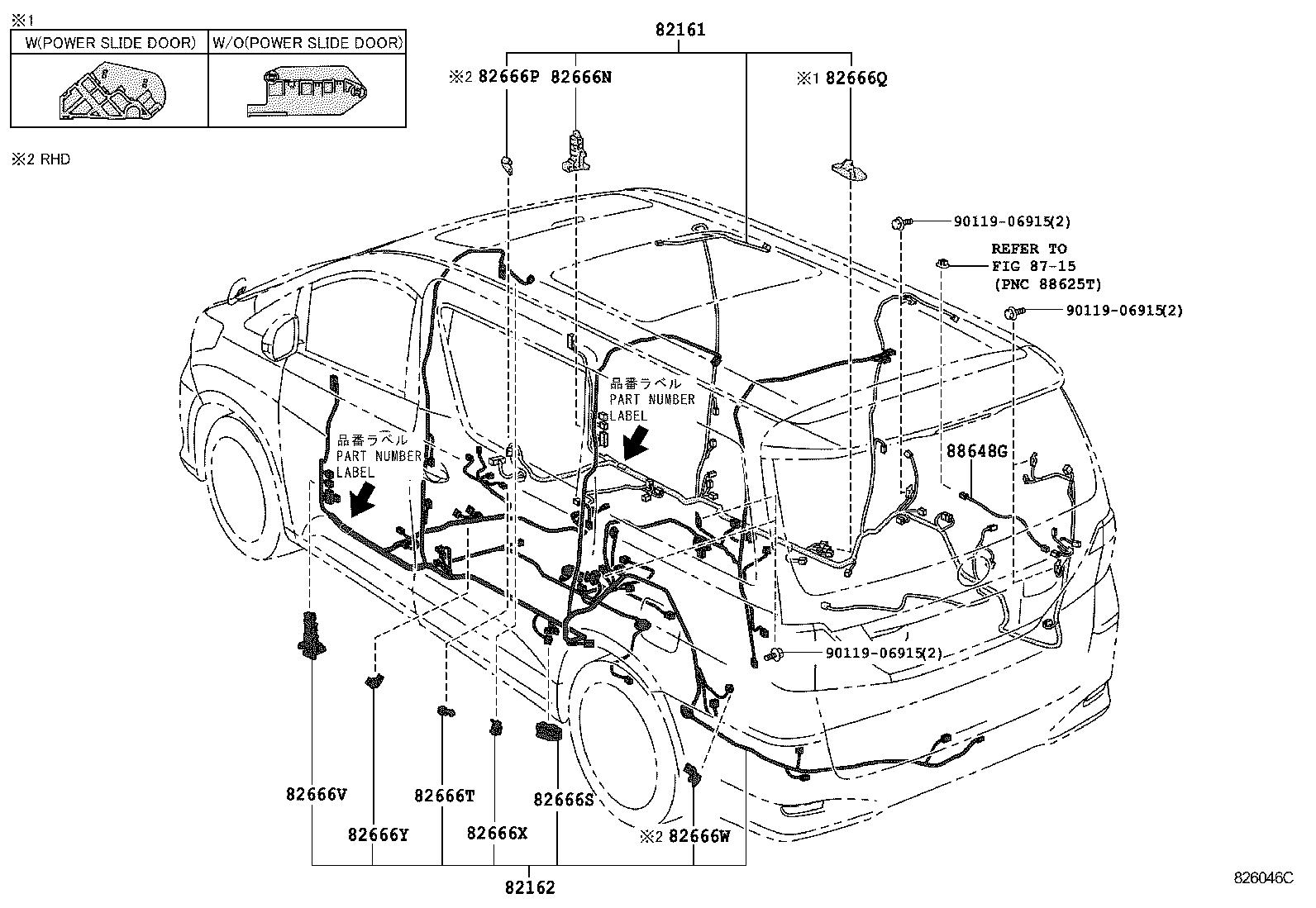 toyota alphard wiring diagram