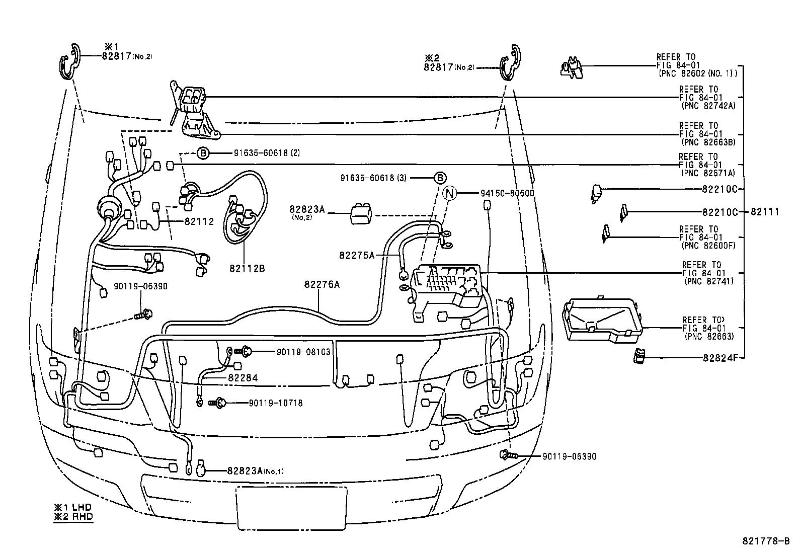 landcruiser spotlight wiring diagram