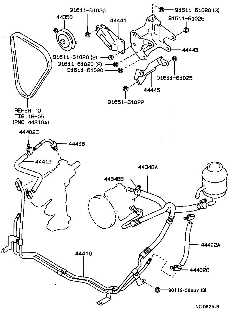 1993 toyota 3 0 engine diagram